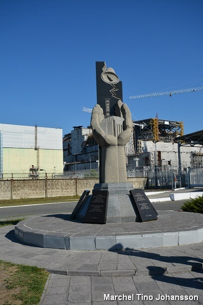 Ukraine Chernobyl Nuclear Power Plant photo Marchel Tino Johansson 3