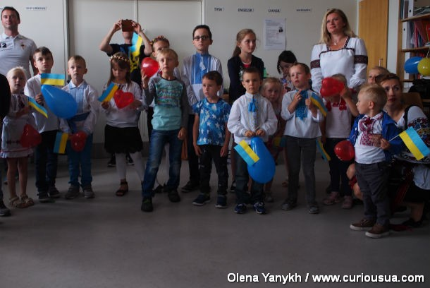 curiousua com Denmark Lastivka Copenhagen Saturday school photo Olena Yanykh