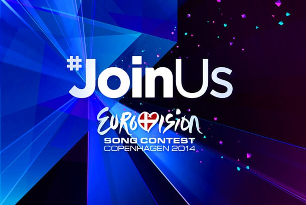 Logoet for Eurovision 2014.