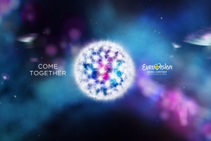 The logo of Eurovision 2016.