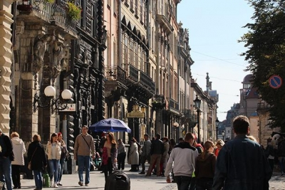 Lviv Marketplace – a square from the Middle Ages