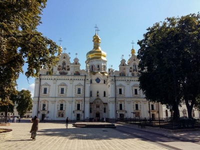 Kyiv's architectural sights