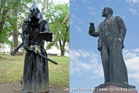 Lenin and the City Art – Simferopol. 2007/2011.